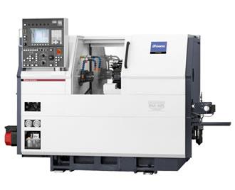 CNC主軸固定型複合自動旋盤