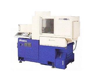 CNC主軸移動型複合自動旋盤(スイス式、ピーター)ガイドブッシュレスタイプ